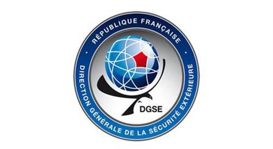 法國對外安全局是該國最主要的對外情報機構,由法國國防部領導。最近該局有2名已退休人員遭以叛國罪判處重刑。圖為該局標誌。(圖/法國對外安全局DGSE)