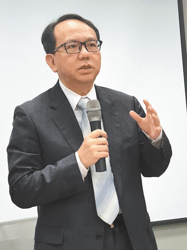 宜特科技董事長余維斌。圖/本報資料照片