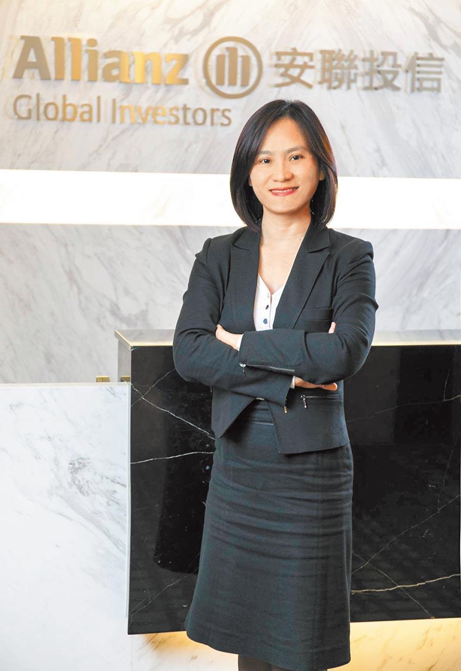 安聯特別收益多重資產基金經理人林素萍。(安聯投信提供)