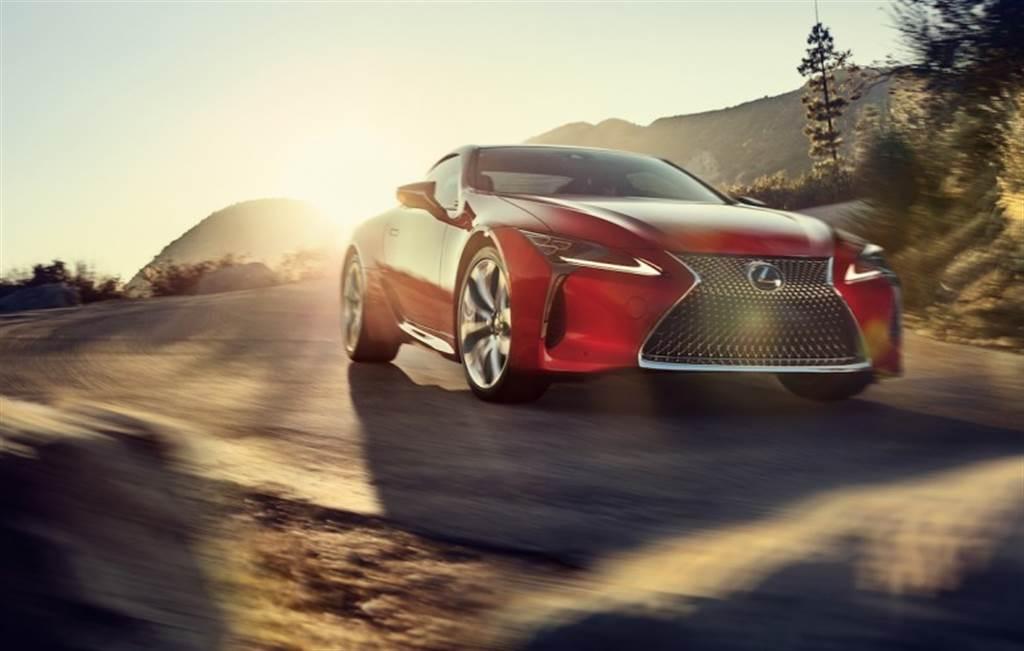 因新冠肺炎肆虐影響,Lexus LC F 開發項目取消、保留新世代 V8 Twin Turbo 引擎項目
