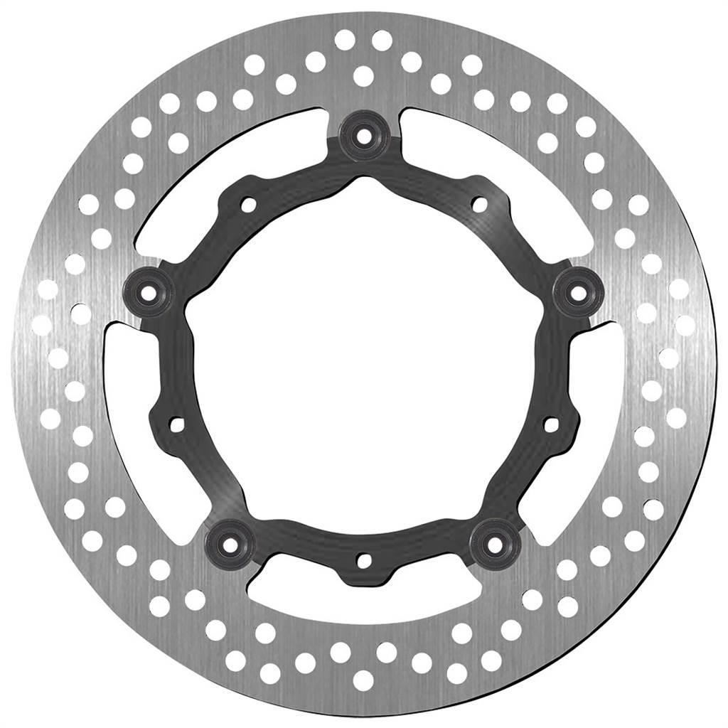 SBS標準版煞車碟,包含與原廠標配碟盤相同或類似的固定碟或浮動碟盤,可直接對應原廠標配規格碟盤。