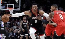 NBA》韋斯布魯克康復 趕赴奧蘭多與火箭會合