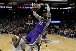 NBA》國王中鋒嘴饞越界 被罰隔離10天