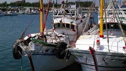 台籍漁船「明鴻滿」遭商船碰撞 幸無傷亡