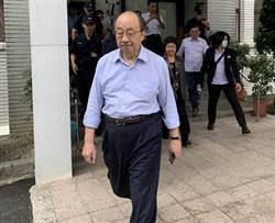 直擊!藍集結「送陳菊」撲空 陳菊、柯建銘搭車閃離立院