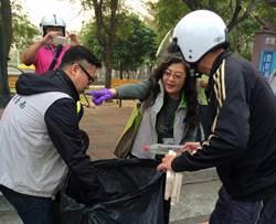 南市擴大垃圾強制分類稽查 垃圾包含回收物比例偏高