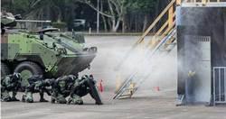 憲兵維安海巡三大特勤首度聯手 漢光演習衛戍中樞重要目標