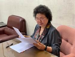 陳菊:在野黨用非理性守法阻止我上備詢台