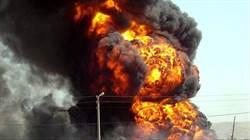 伊朗天然氣廠大火 一個月以來第4起工業事故