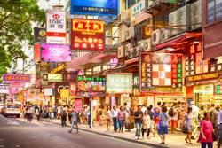 陸訪港旅客暴跌99% 疫情下香港核心商區湧空鋪潮