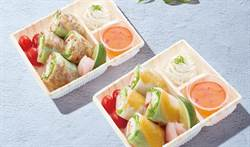 爭鮮聯手健身品牌 推「蜜桃舒肥雞」、「壽喜燒牛肉」限定餐盒