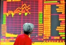 外資從A股撤離 單日淨流出174億人幣