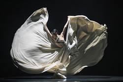 旅美舞者返鄉獨舞 睽違8個月重返舞台