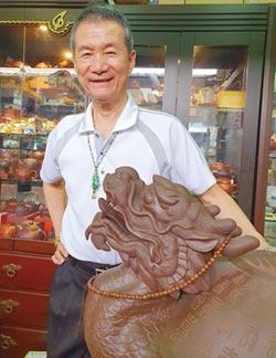 老船長專營名家壺及國寶級雕塑藝品