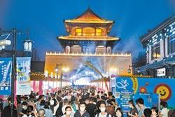 天津老城 開啟夜遊模式