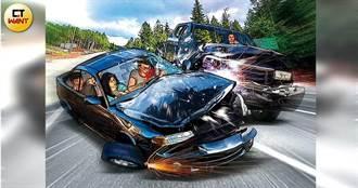 億元救子1/名設計師兒車禍「頭蓋骨都不見了」 旅平險意外險都拒賠