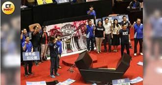 轟民進黨雙標 蔡壁如:台灣沒有適合的監察院長了嗎