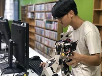 板橋高中機智慧器人學苑 暑假程式設計營隊