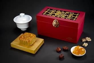 才賣完粽子就賣月餅 台北君悅中秋禮盒早鳥鳥優惠82折