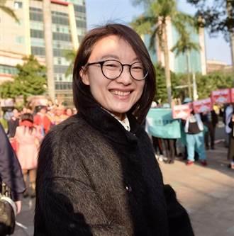 國民黨女立委吳怡玎:今天衝上來圍著我的有...