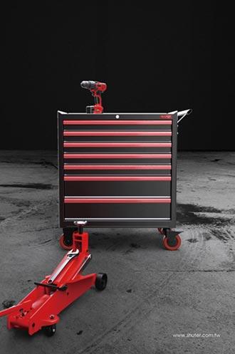 樹德展出TC工具車 可搭配振興消費方案