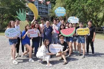 台灣5G農場健康遊 佛光未樂系學生展樂活動力