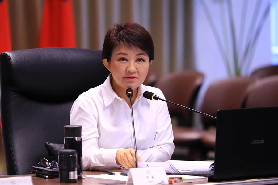 台中市長盧秀燕14日表示,根據知名國際訂房平台Expedia 2020年住宿地點熱搜排行,台中為六都唯一上榜城市。(盧金足攝)