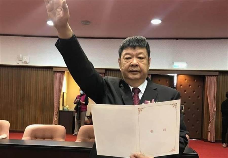 國民黨立委陳雪生。(圖/摘自陳雪生臉書)