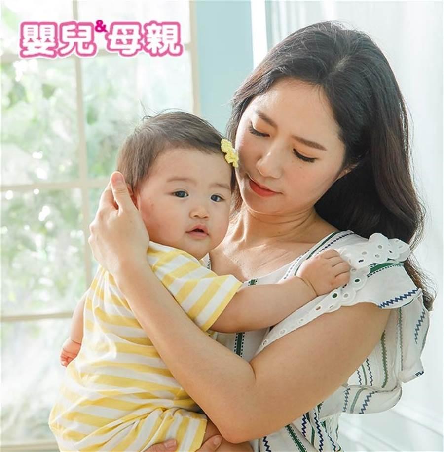 6、7個月大的孩子容易受到父母吵架的音調而影響情緒。(圖/嬰兒與媽媽提供)