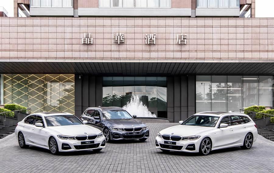 BMW總代理汎德與頂級飯店合作推出「BMW仲夏遊 - THE 3體驗之旅」