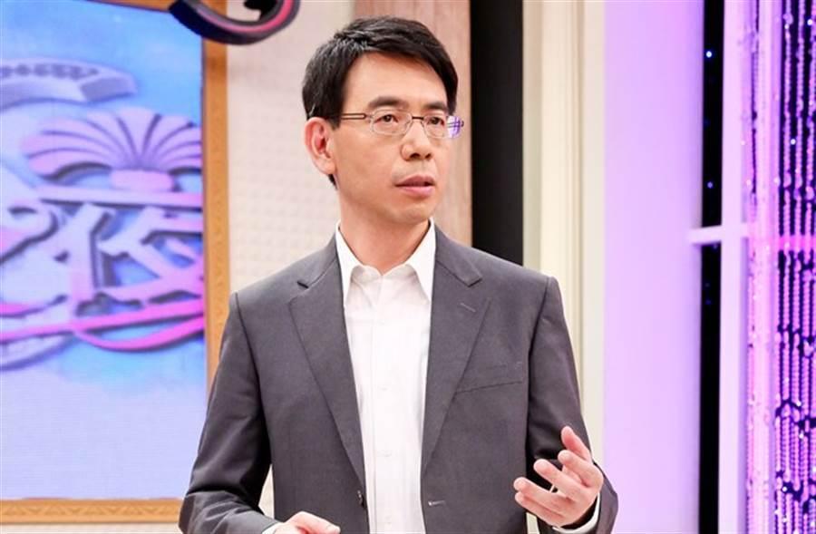 知名政論節目主持人劉寶傑。(本報系資料照)