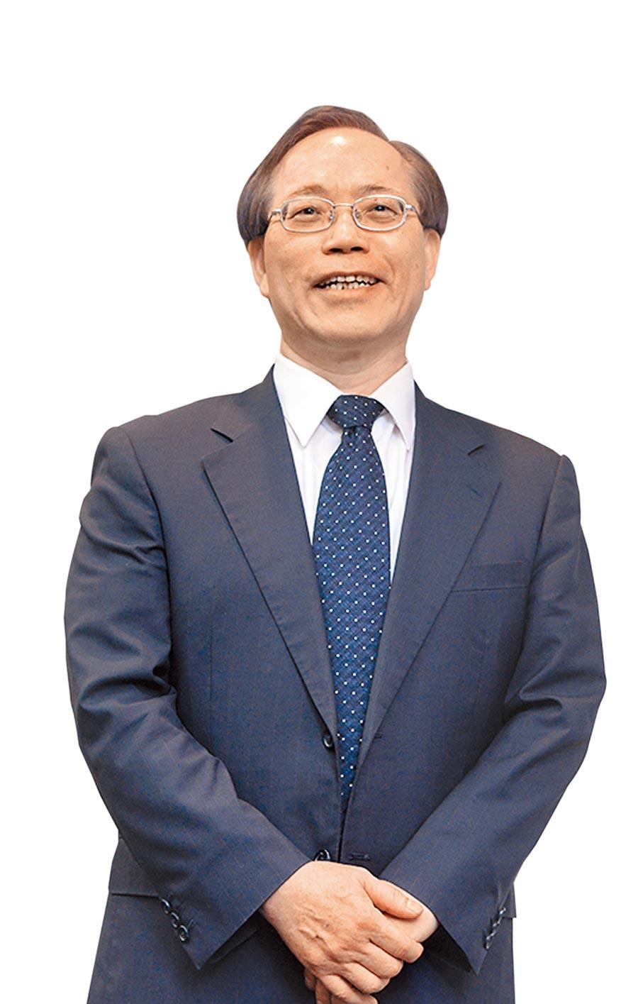 中華電信董事長謝繼茂。圖/王德為