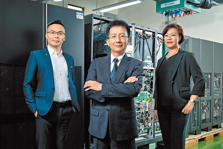 伊頓首座高科技廠房電能品質實驗室正式揭幕,提供企業用電負載指標性模擬,協助台灣企業在穩健電源下,成為全球供應鏈關鍵力量。圖/業者提供