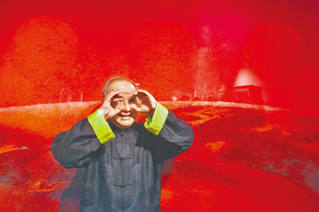 「現代水墨之父」劉國松。(本報資料照片)
