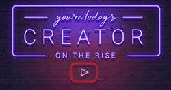 YouTube 推出「創作新秀」專區 拉抬新興創作者能見度
