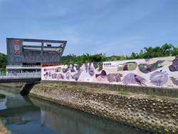 海科館環境生態資源豐富  建置區探賞鳥區