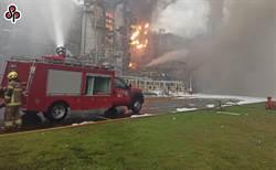 麥寮六輕火災 環保署:非化學災害