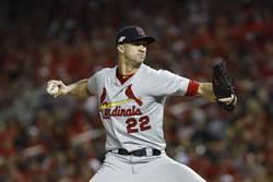 MLB》佛拉赫提擔任紅雀隊開幕戰先發投手