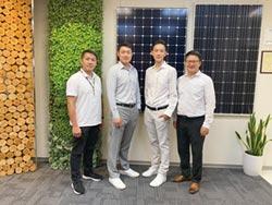 勤益聯手凱銳 進軍太陽能市場