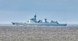 新艦052DL現東海 配反隱形雷達