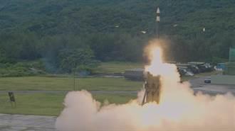 今年第一砲 中科院清晨試射「無限高」飛彈 疑天弓三增程2型