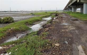 4165公噸集塵灰爐碴潮來潮往30年 大肚溪高灘地要清除了…