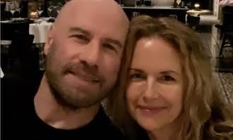 11年前才喪子 約翰屈伏塔結縭29年愛妻乳癌病逝