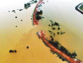 江西婺源六月雨量 堪比北京三年