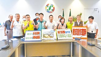 台中文山焚化廠 議員要求重做環評