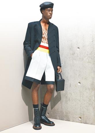Dior夏季男裝 充滿非洲生命力