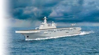 陸075艦將海試 挑戰台防務系統