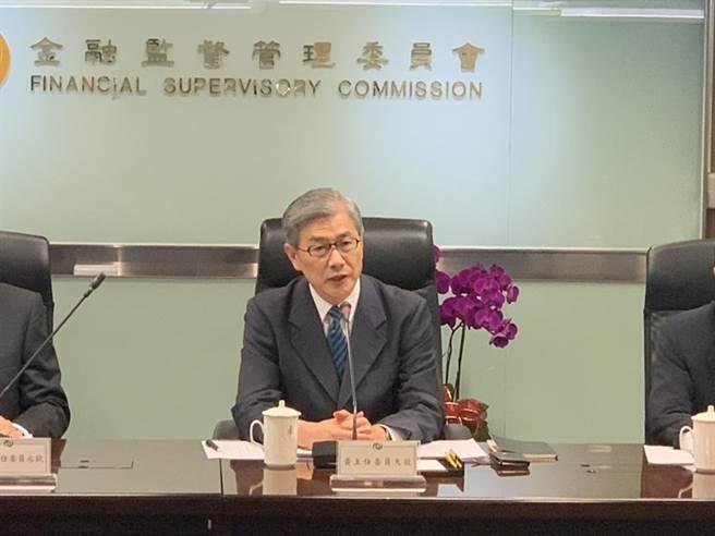 (金管會主委黃天牧提出金融科技發展的黃八點。圖/本報資料照)