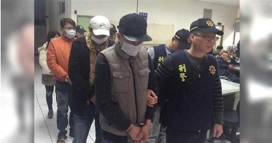林男以合法當舖掩護地下錢莊,並對無力償還的被害人進行暴力討債,現更涉嫌指揮越南移工為其販毒。(圖/翻攝畫面)