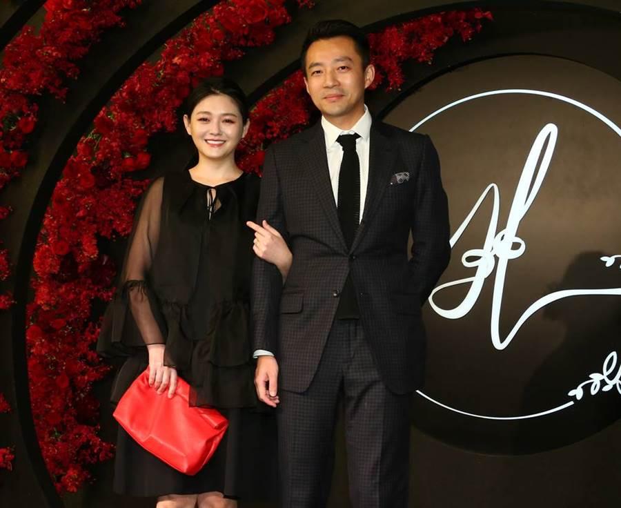 汪小菲與大S結婚9年,育有一對兒女,湊得「好」字。(圖/本報系資料照片)